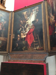 Rubeun's The Cruxifictiion of Christ.