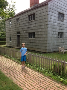 Halsey House - Oldest House in Southampton 1648