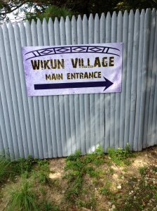 To the Wikun Village