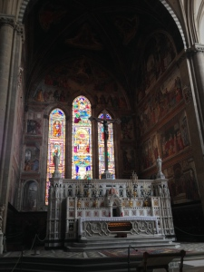 The Main Altar of the Bascilica.